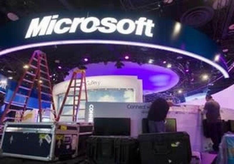 Microsoft se aliará con la británica ARM Holdings para el diseño de los chips para 'Tablet PC'. (Foto: Reuters)