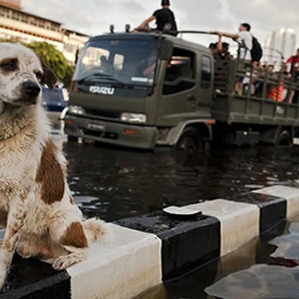 tailandia inundaciones