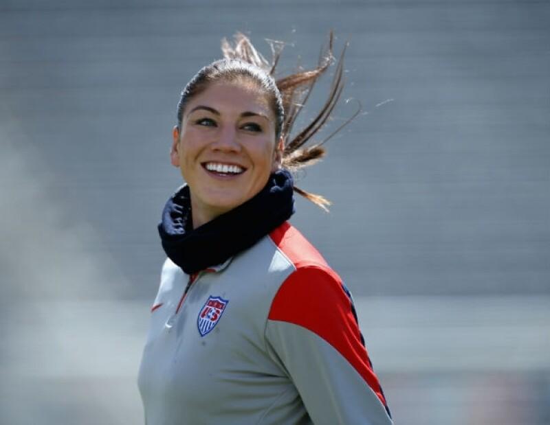Considerada como bella y talentosa dentro del futbol, Hope Solo fue encarcelada y con espera de compadecer ante la corte.