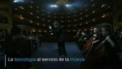 Con realidad virtual, Dudamel convierte al público en miembro de su orquesta