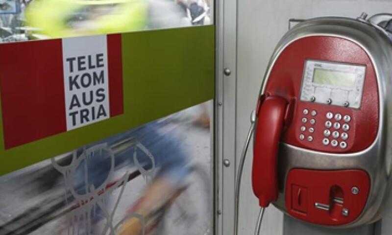 AMóvil tomó el año pasado el control de Telekom Austria. (Foto: Reuters)