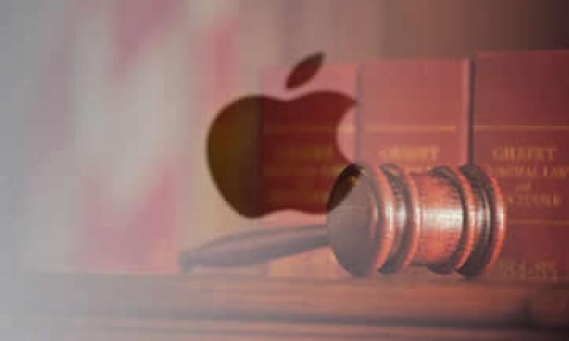 """""""Creemos que éste no es un caso apropiado en nuestra contra y querríamos validar esa teoría"""", dijo el abogado de Apple. (Foto: Especial)"""