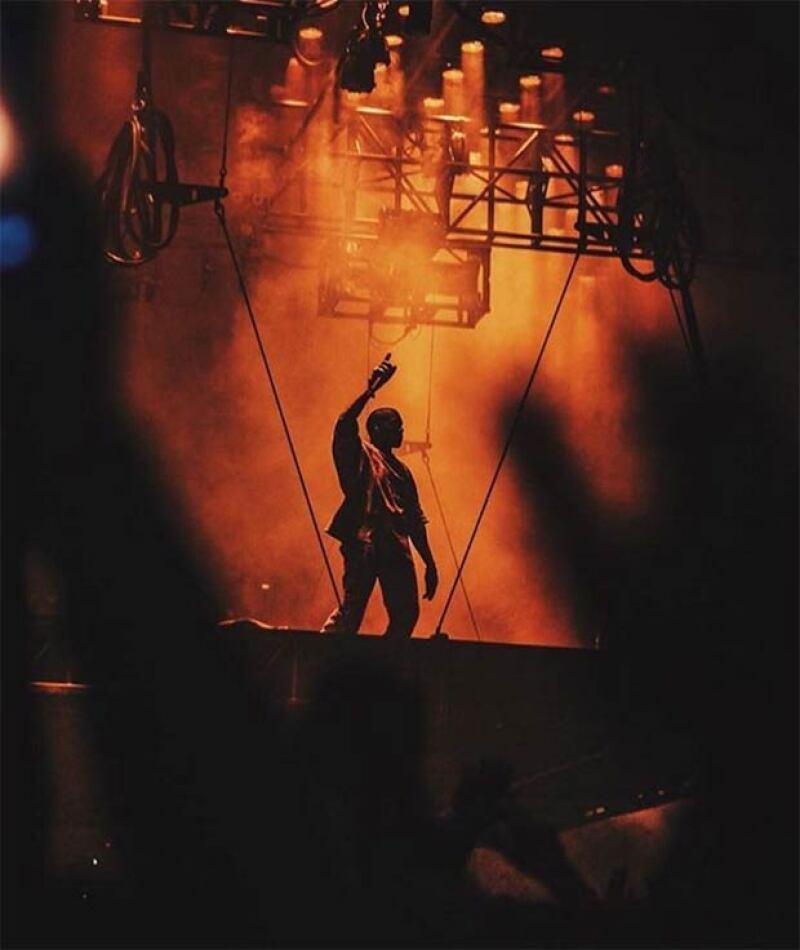 La gira de Kanye está siendo todo un .