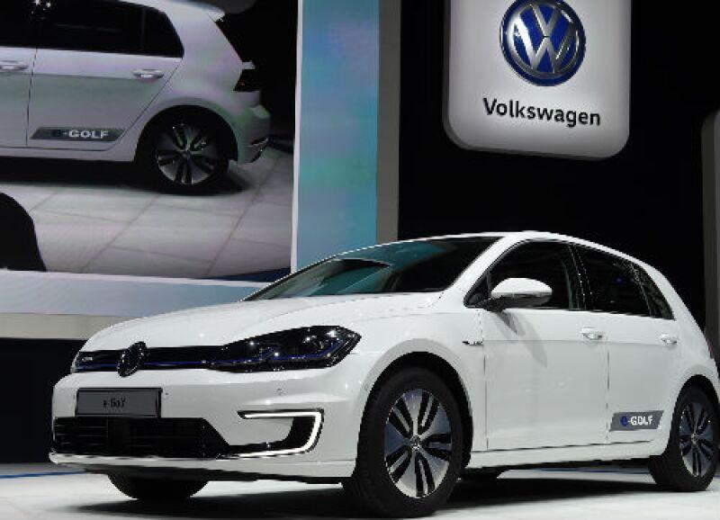 e-Golf de VW