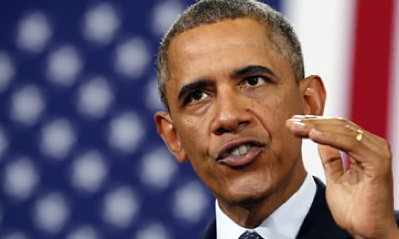Obama planea exponer sus ideas en discursos a través del país en las semanas venideras. (Foto: Reuters)