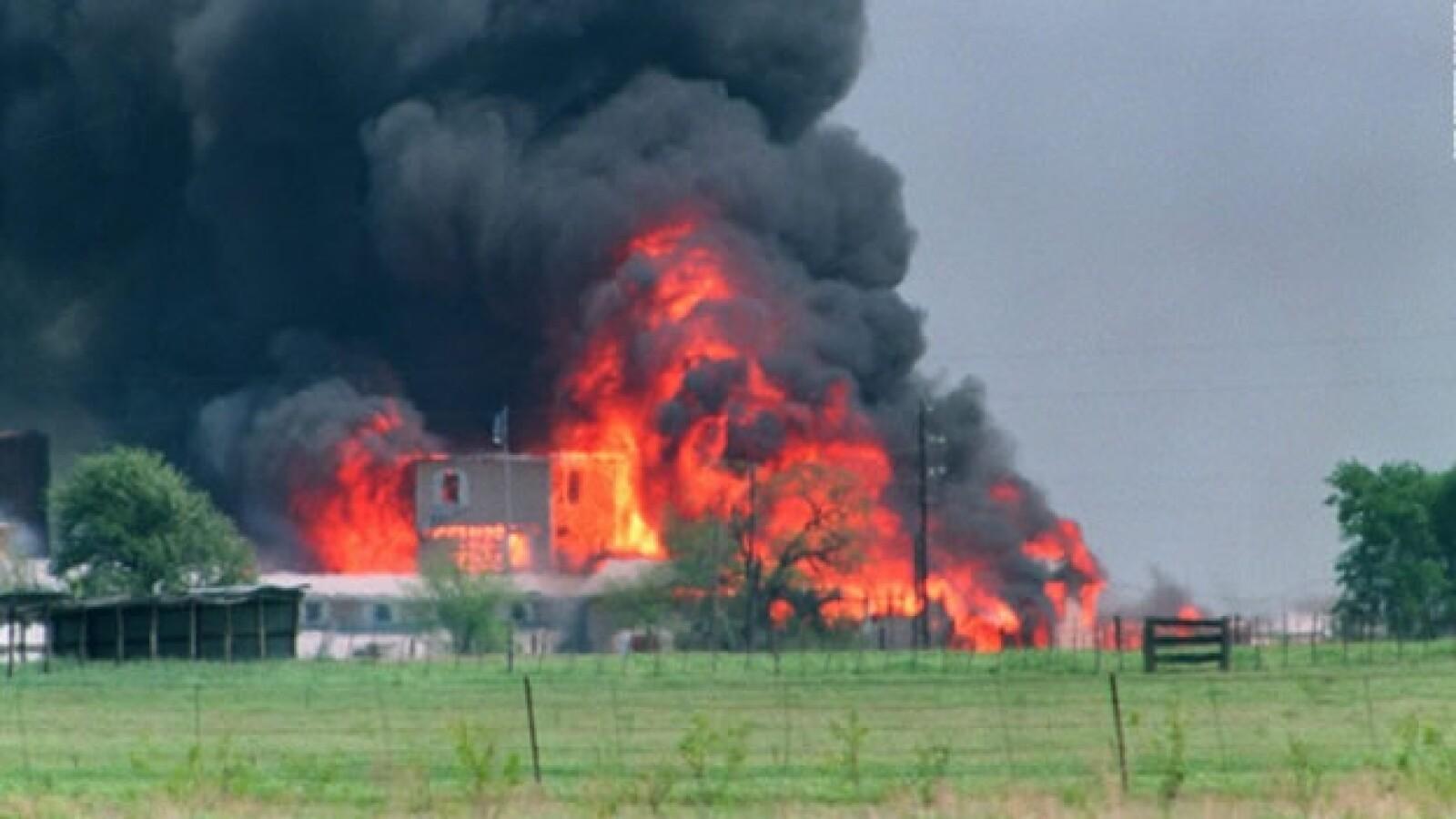 Waco - incendio davidianos
