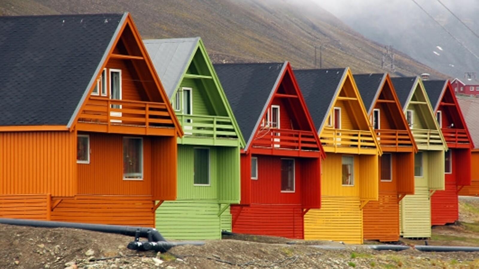 Svalbard archipiélago noruego Groenlandia