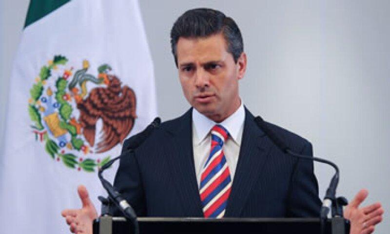 El viernes pasado, Enrique Peña Nieto, anunció que su gobierno tiene como objetivo convertir a México en un gran centro logístico de alto valor agregado. (Foto: Cuartoscuro)