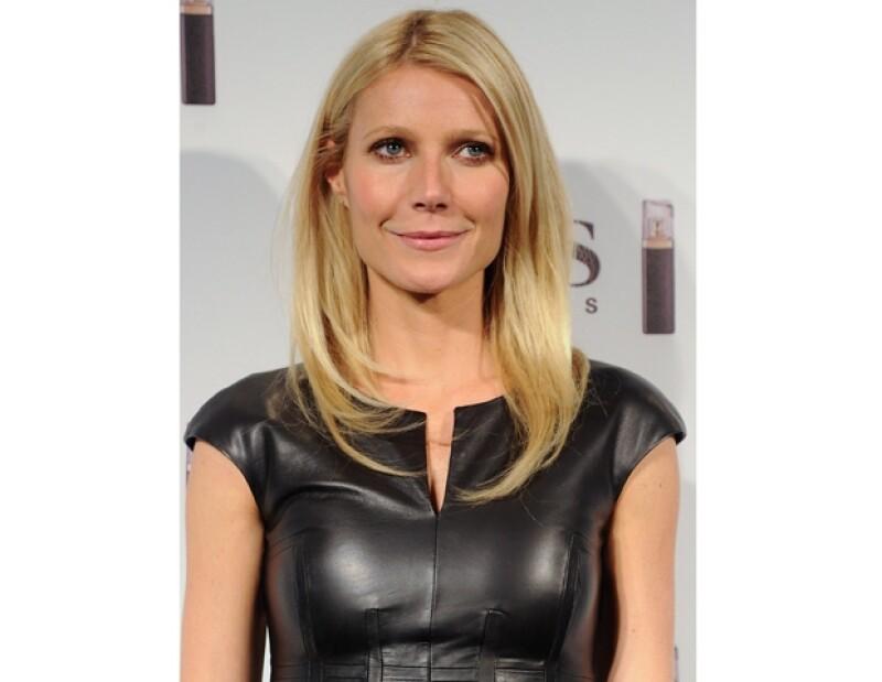 La actriz confesó que su familia es intolerante al gluten.