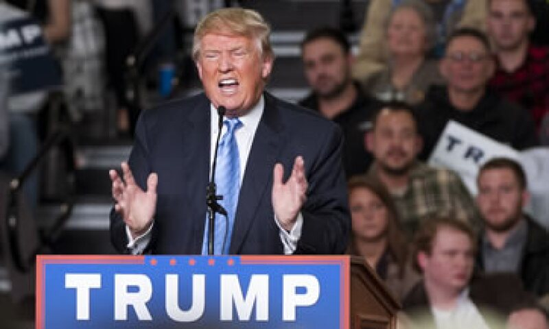 Trump ha atacado frecuentemente a reporteros que han disentido con su forma de pensar. (Foto: Getty Images)