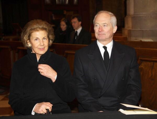 Requiem service for Archduke Karl Ludwig, Stephansdom, Vienna, Austria - 12 Jan 2008