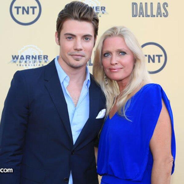 Josh Henderson,Sharon Lea Henderson