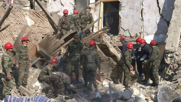 Los bombardeos en Nagorno Karabaj debilitan las esperanzas de tregua