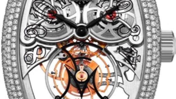 Durante la octava edición del Salón de Alta Relojería en el DF un reloj Giga Tourbillon de diamantes desapareció. Aseguran que fue un robo sin violencia y aún no se encuentra a los responsables.