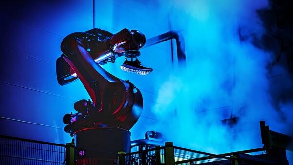 Robots, la mano de obra
