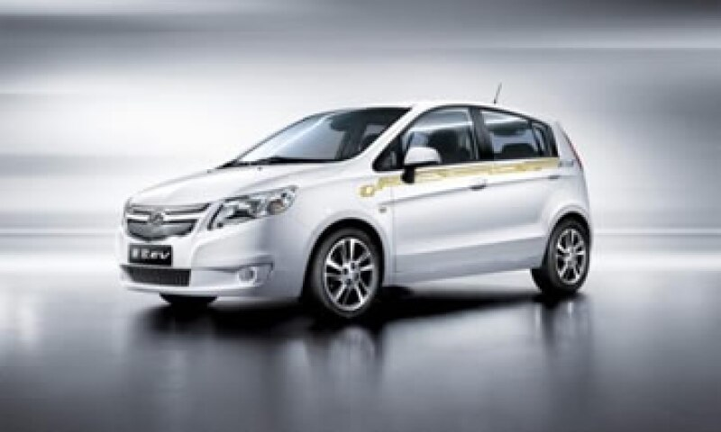 El auto fue desarrollado y construido por General Motors y su socio SAIC Motor Corp Ltd. (Foto: Especial)