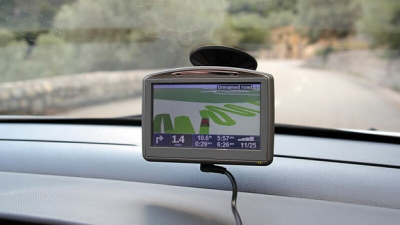 Dispositivo GPS