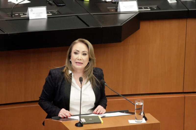 Resultado de imagen para Yasmín Esquivel Mossa como nueva ministra de la SCJN; es esposa de Riobóo