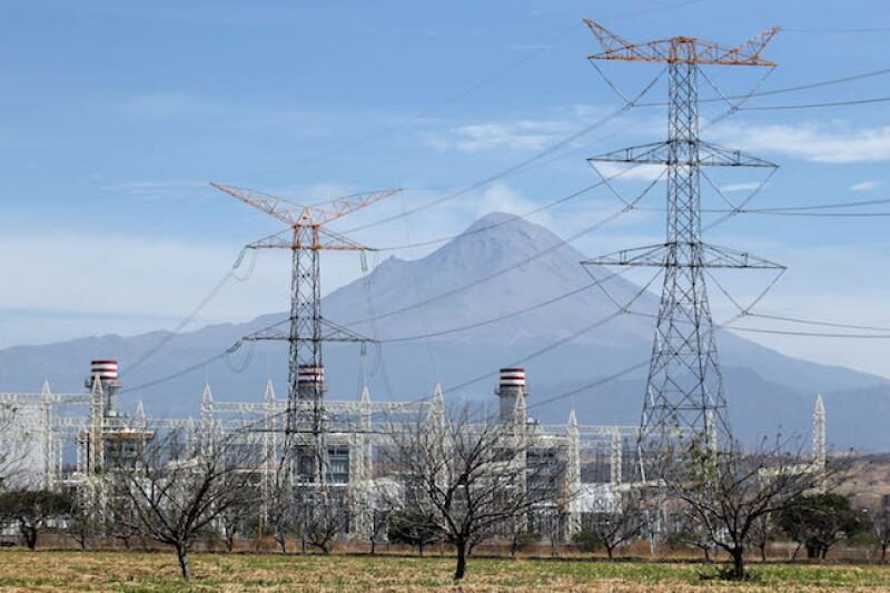 Planta termoeléctrica en La Huexca, Morelos
