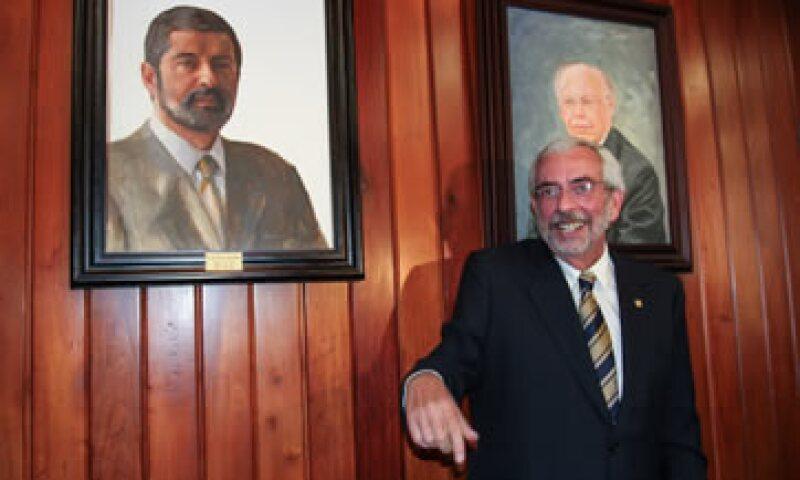 El docente de la UNAM por más de 35 años aseguró que la máxima casa de estudios del país debe seguir modernizándose (Foto: Cuartoscuro/Archivo)