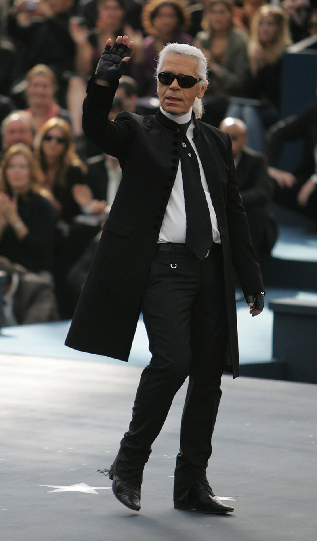 Karl Lagerfeld Paris Fashion For S/s 2008