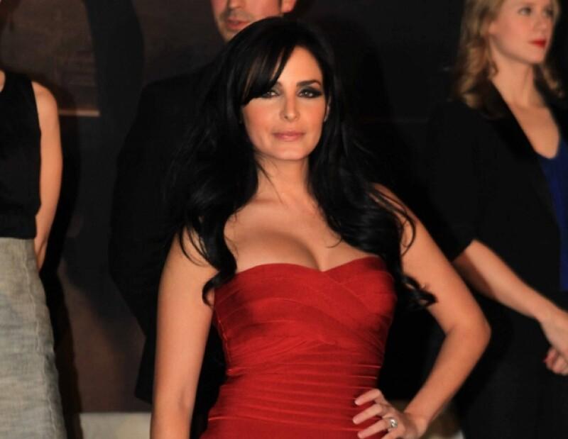 Ximena Herrera protagoniza la serie Infames, que se estrenará en Cadena Tres.