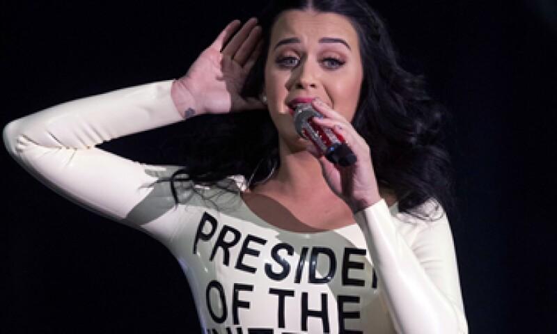La estrella pop, Katy Perry, también participará en la celebración. (Foto: AP)