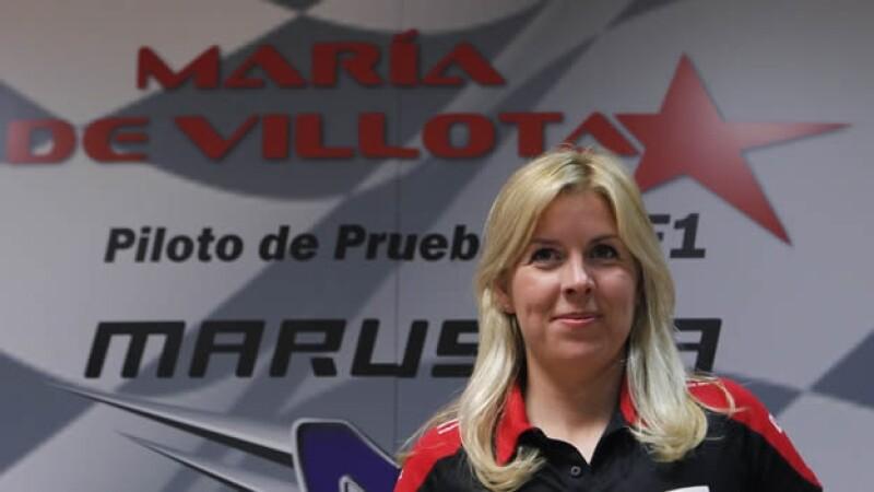 María de Villota