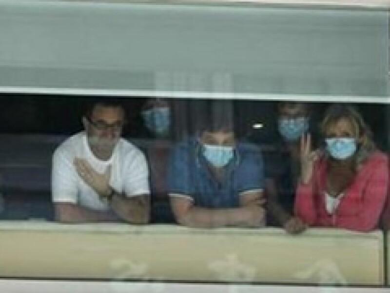 Los mexicanos fueron obligados a permanecer en un hotel de China tras conocerse el brote de influenza A H1N1. (Foto: Reuters)