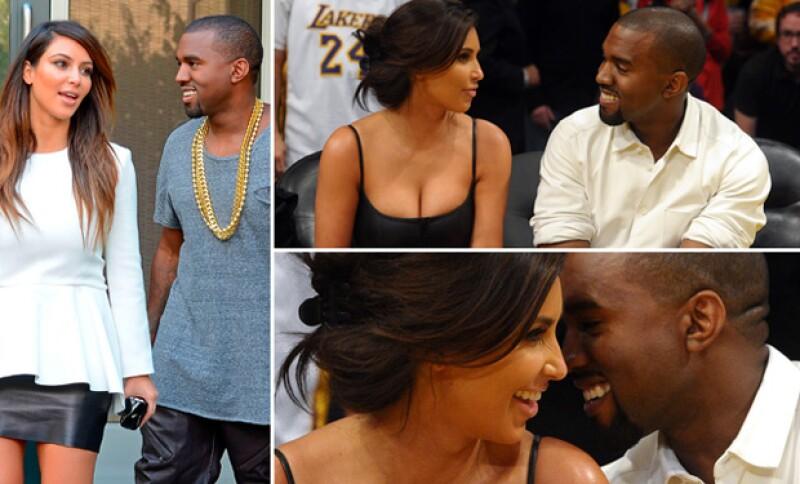 Desde que la conoció, Kim se conviritó en el centro de atención de Kanye, quien se desvive para darle todos los lujos y comodidades a su esposa.
