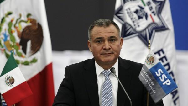 Genaro García Luna FGR