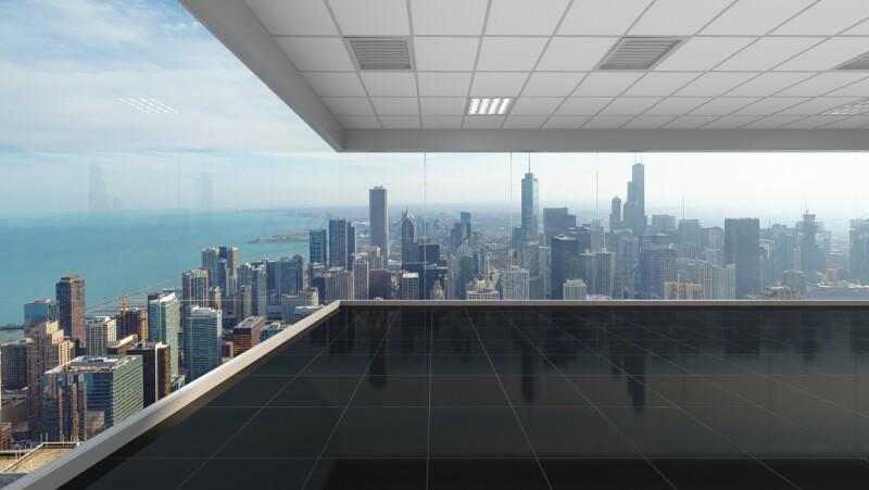Chicago rascacielos