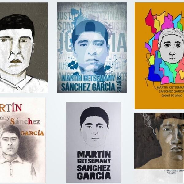 Martin Getsemany Sanchez Ayotzinapa