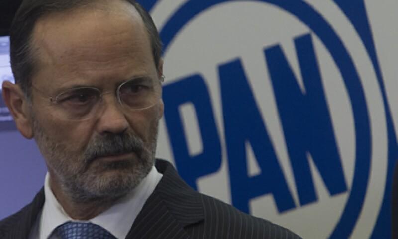 El modelo de la industria petrolera está agotado, dijo el presidente del PAN, Gustavo Madero. (Foto: Cuartoscuro)