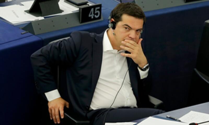 Grecia, dirigido por Alexis Tsipras, promete optimizar el sistema de impuesto sobre las ventas. (Foto: Reuters )
