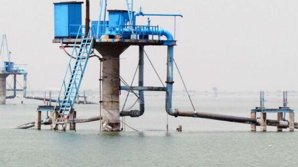 Obras hidráulicas NAICM