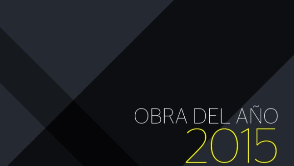 Obra del Año 2015