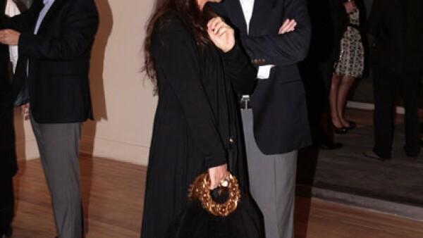 Beatriz Simón y José Luis Barrios