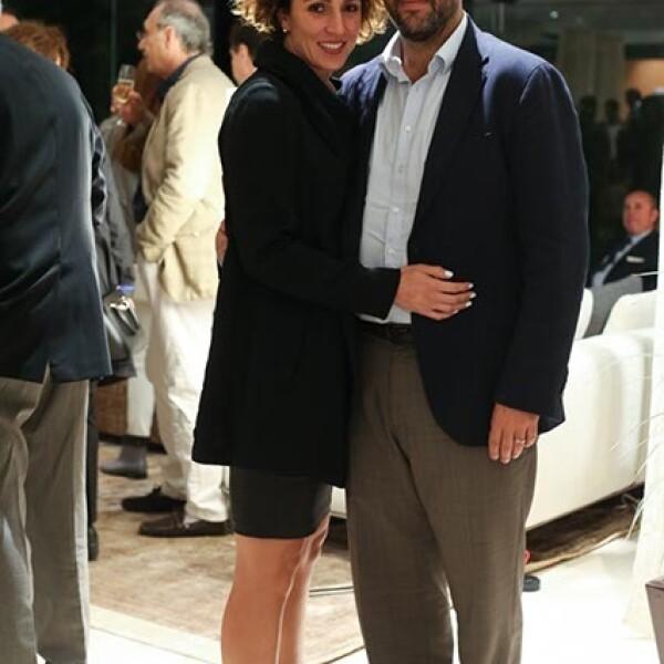 Ana Cecilia y José Sánchez