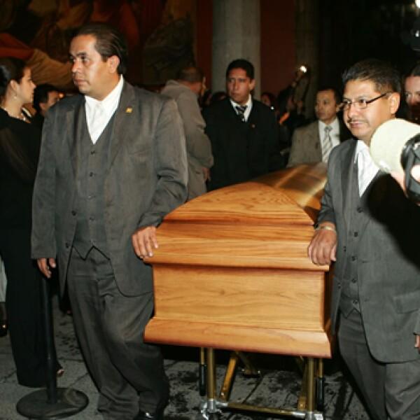 Velorio de Carlos Monsivais