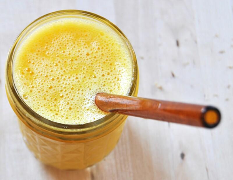 Después de hacer mucho ejercicio, este smoothie ayudará a que tu cuerpo se recupere.