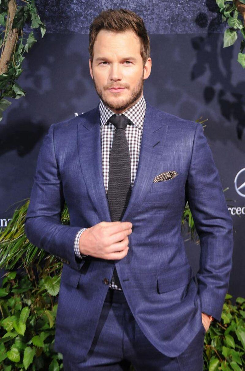 Uno de los primeros pasos en la actuación de Chris Pratt fue en la serie Everwood,