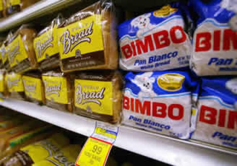 Las empresas de alimentos como Bimbo sortean mejor la recesión.  (Foto: Archivo AP)