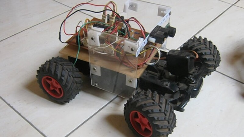 rover mark ii robots uganda