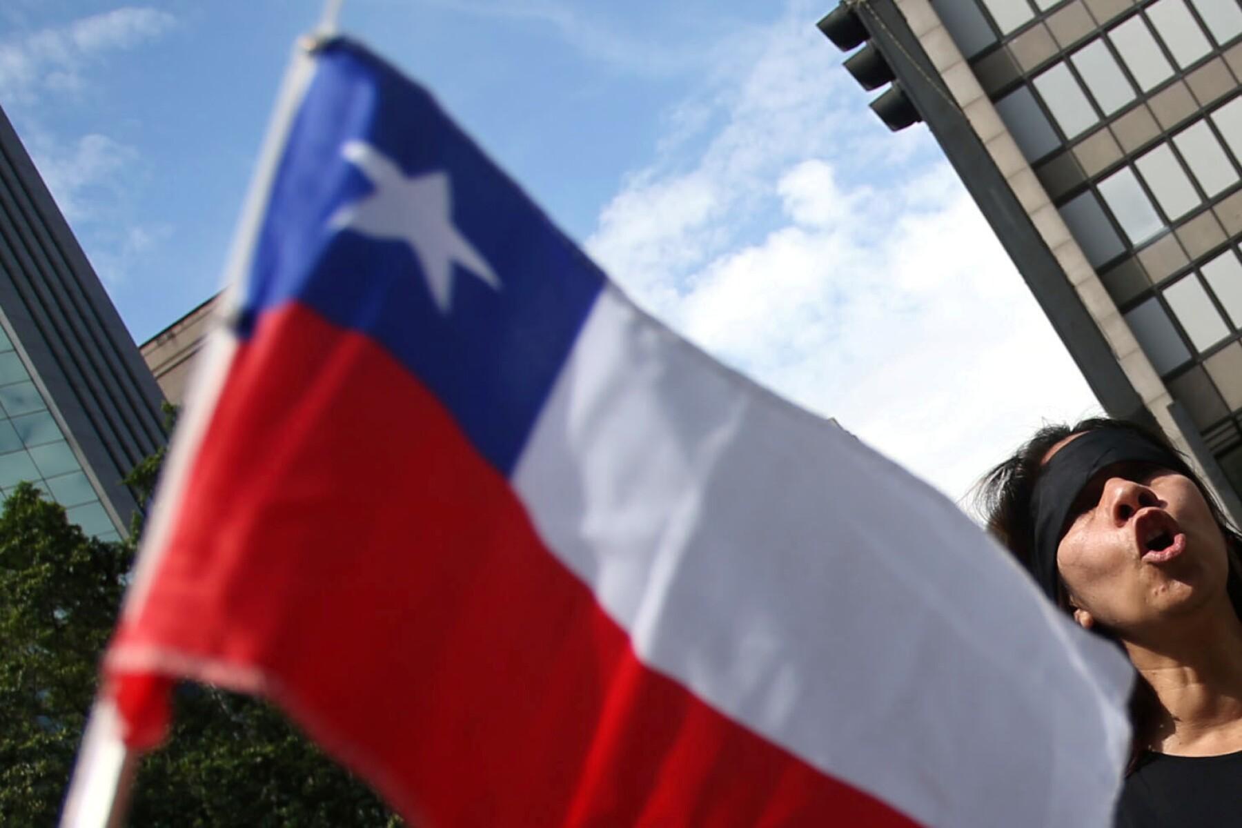 Chile protestas economía