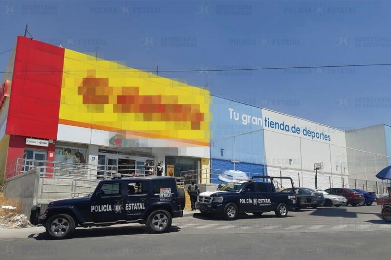 En el Estado de México desde la Guardia Nacional hasta la Policía Municipal participan en operativos de vigilancia para evitar saqueos. Imagen: SS EdoMex