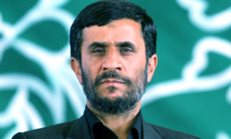 El nuevo canal limitará el territorio de supremacía de los que buscan dominar, dijo Ahmadinejad. (Foto: AP)