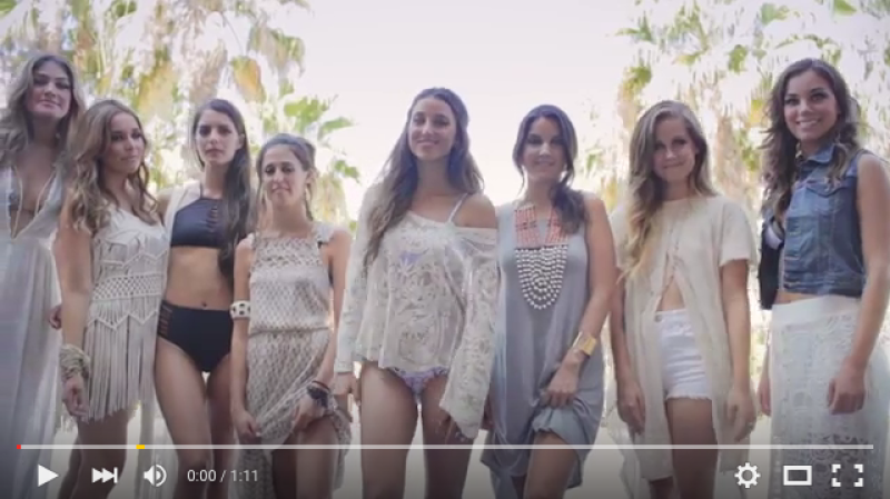 Con la playa de Punta Mita como escenario, las 10 Niñas elegidas por Quién como las más guapas de 2015 posaron para nuestra cámara en sexys looks de verano y mucha actitud.