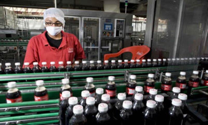 En las últimas semanas, en el mercado han corrido versiones sobre el posible interés de Coca Cola-Femsa en Filipinas y Estados Unidos. (Foto: Cortesía de Coca Cola-Femsa)