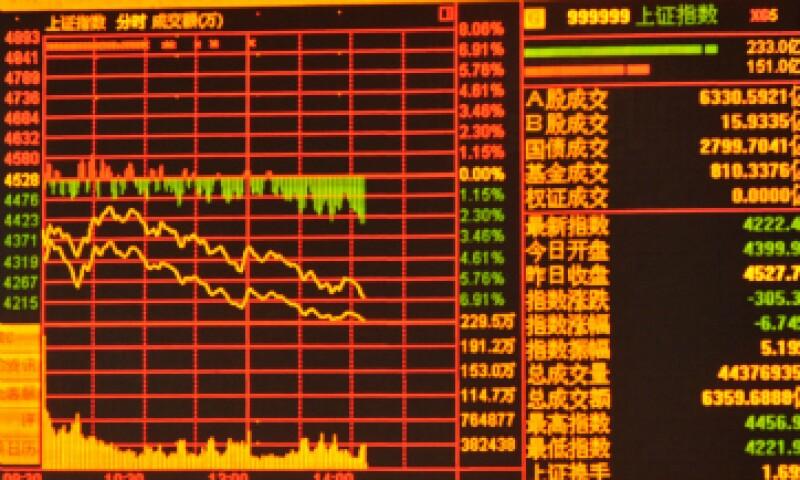 Repasa lo que ocurrió en los mercados financieros y lo que podría pasar durante 2016 (Foto: Getty Images)